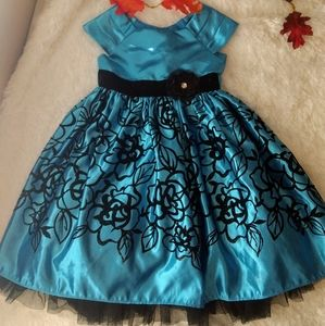 Jona Michelle dress size 4 girl